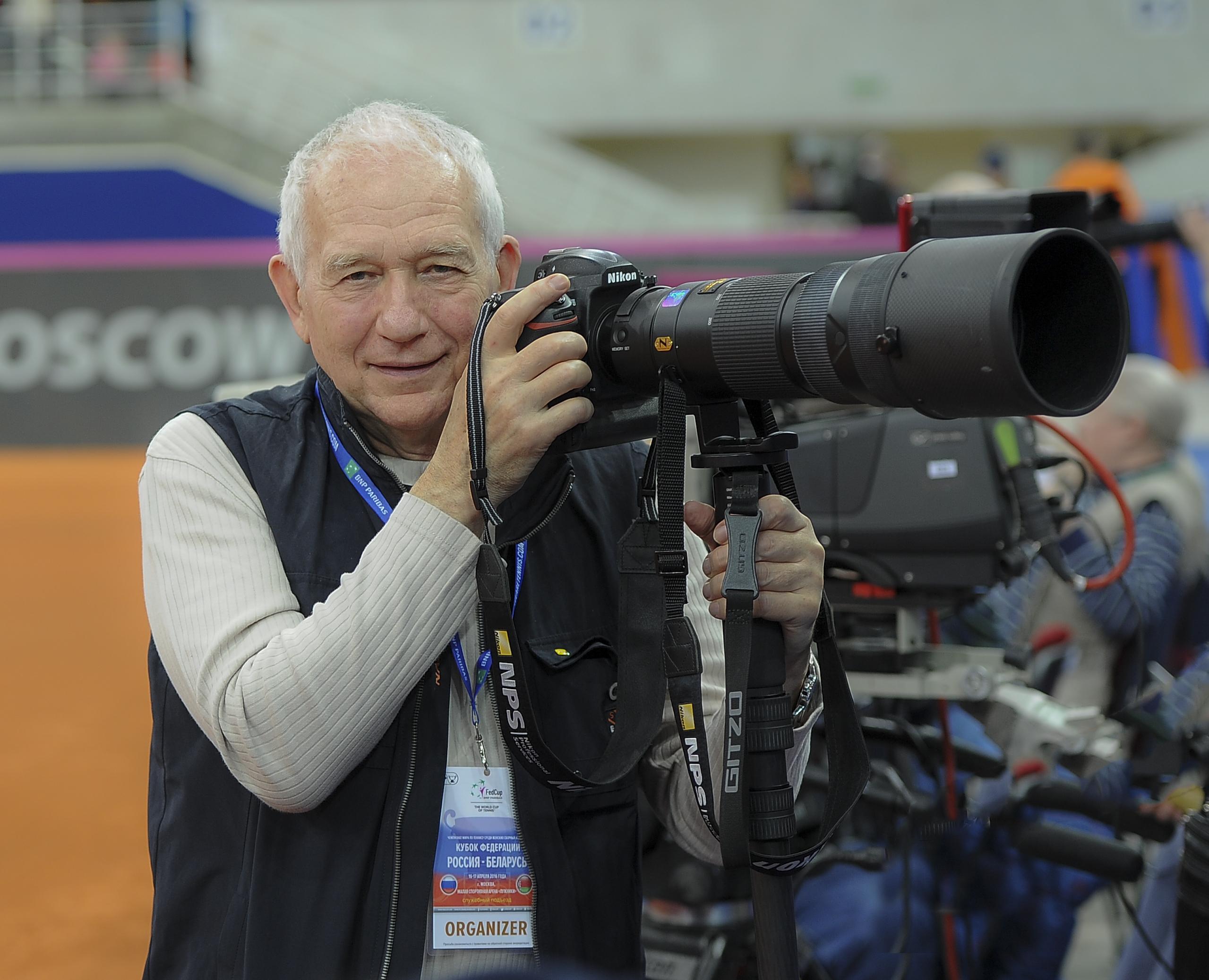 вакансии спортивного фотографа только